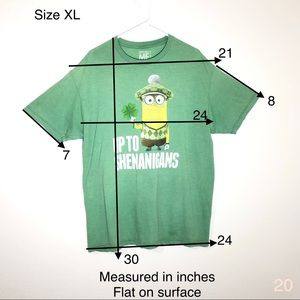 Universal Shirts - Despicable Me Shenanigans tee